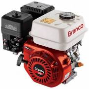 Motor Branco gasolina B4T 13,0CV Eixo Horizontal P. Manual