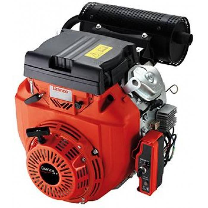 Motor Branco Gasolina B4T 20 CV P. Eletrica Multi Cilindros