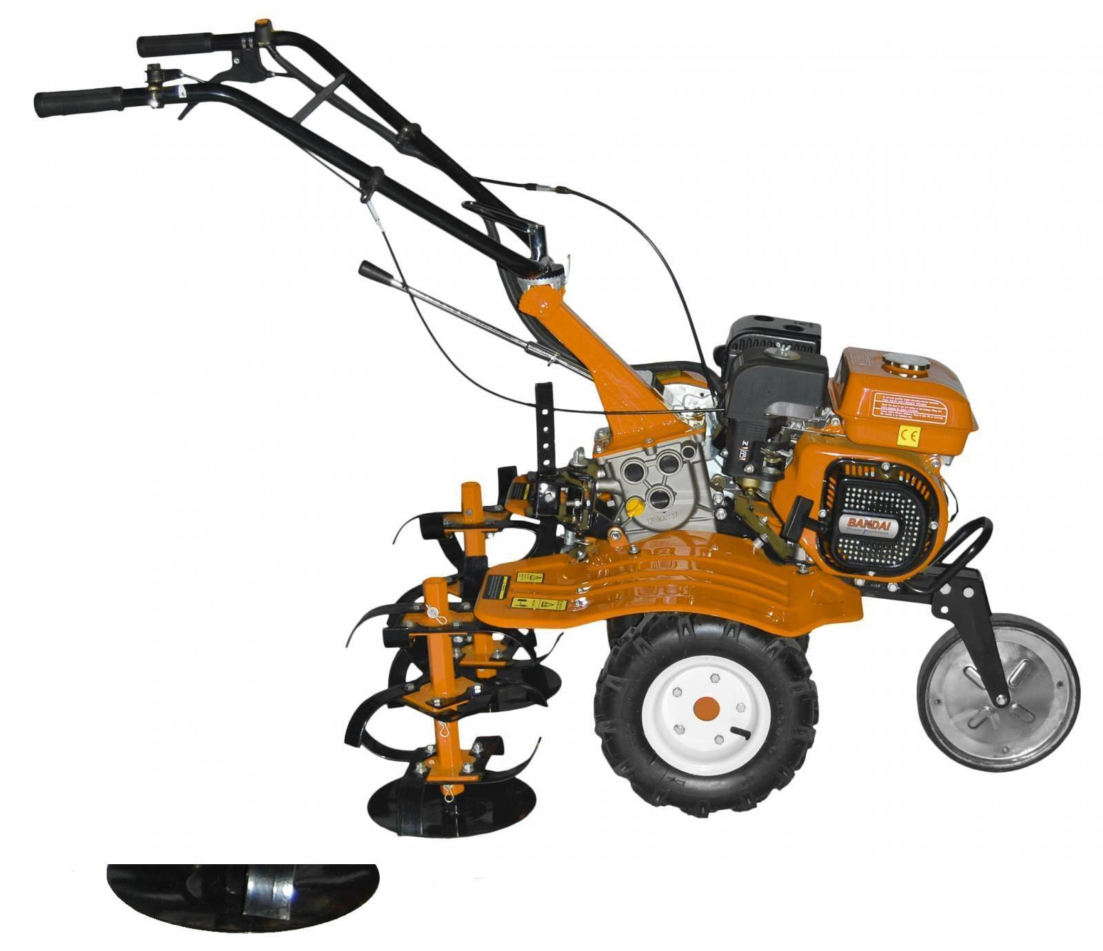 Motocultivador a Gasolina - 7HP - (Tratorito)
