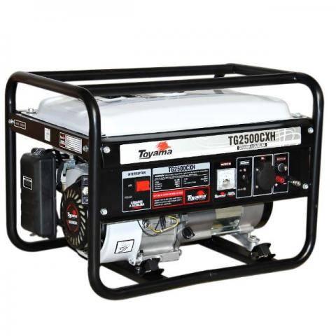 Gerador Toyama TG2500CXH - 110V - Gasolina - 2200 Watts