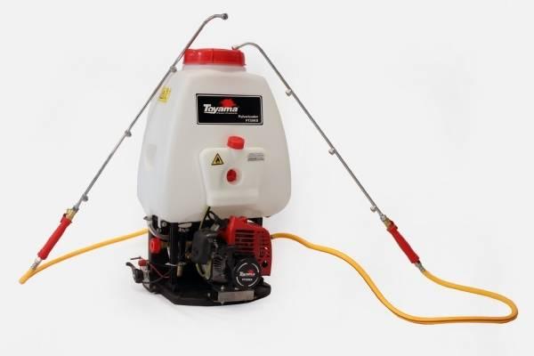 Pulverizador costal Toyama Gasolina TS26B 25 Litros 2T 26cc