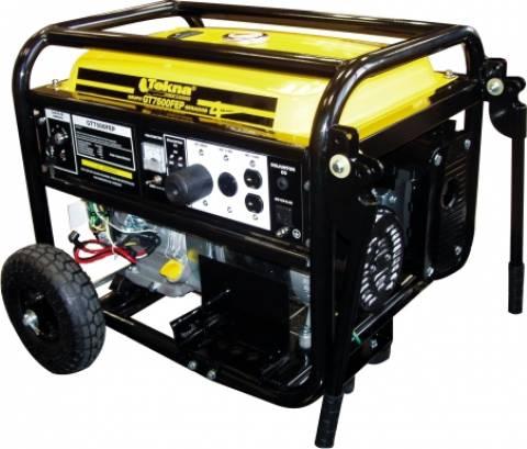 Gerador - 7,2KVA - Partida Elétrica TEKNA GT7500FEP