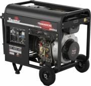 Gerador a Diesel Toyama TDG8000CXE3D TRIF. 8,1 kVA max 220V