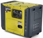 Gerador a Diesel Toyama - TDG8000SLE3D - TRIFÁSICO 8,1 kVA m