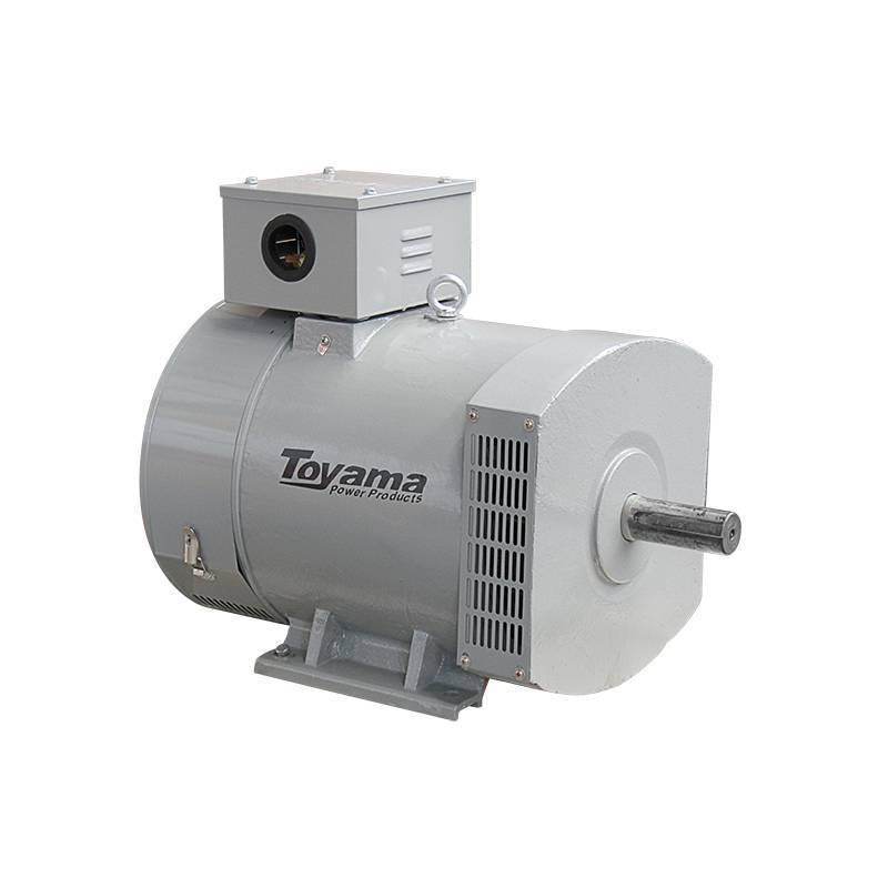 Alternador de Energia Toyama TA8.0CT2 Trif. 8.0 kw 115/230V