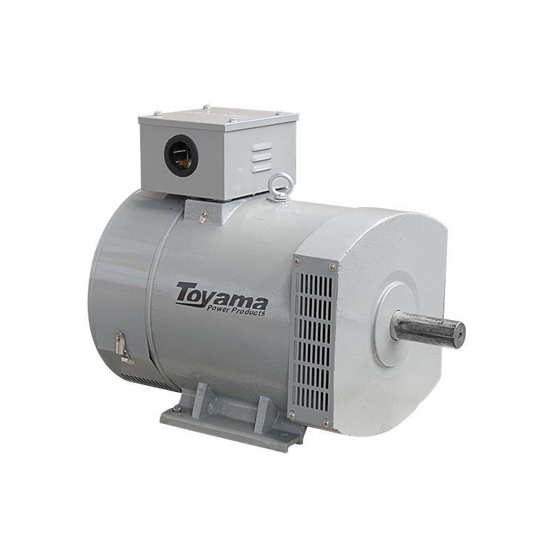 Alternador de Energia Toyama TA15.0CT2 Trif 15.5 kw 115/230V