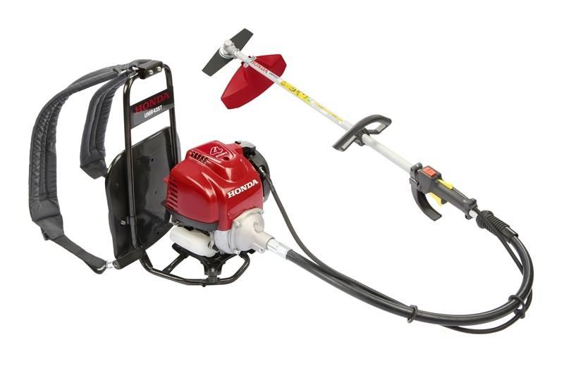 Roçadeira Honda UMR435T Costal à gasolina 4 T 7000RPM 1,4 CV