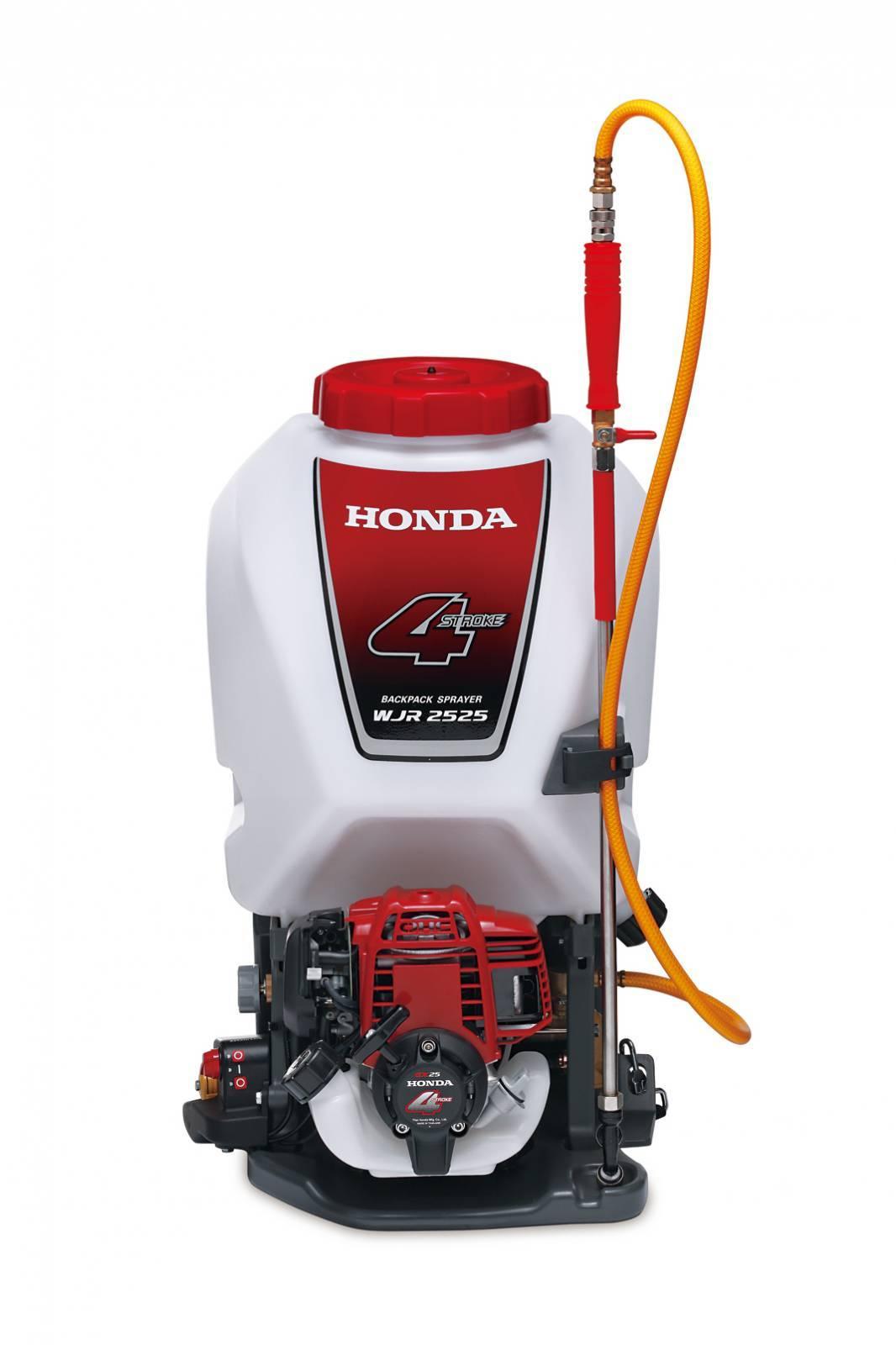 Pulverizador Honda WJR2525T Costal gasolina 4T 1Cv P. Manual