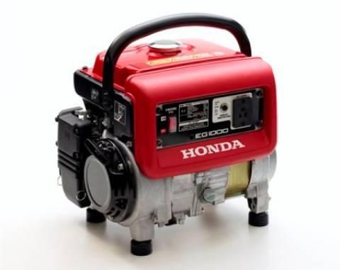 Gerador Honda EG1000 Gasolina 220V 1000W P.manual monofásico