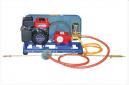 Pulverizador Kawashima G 240 Pulmac 2,4Hp 4T 40 bar pressão