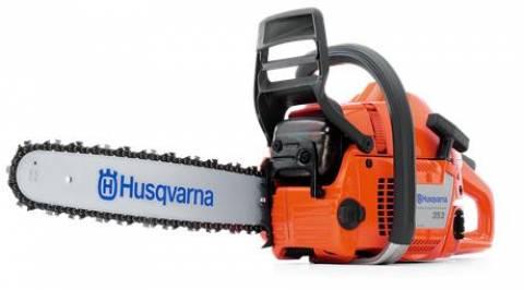 Motosserra Husqvarna 353 Sabre 18' 2.4KW Potência P. Manual