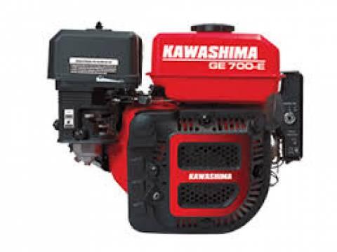 Motor Estacionário P. elétrica Kawashima GE 700-E 4T gasolin