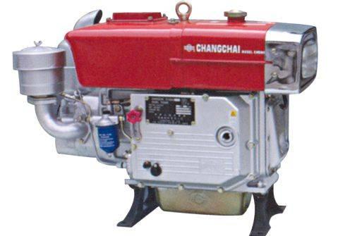 Motor Estacionário Changchai S 1100-A2 Diesel HOPPER15 HP