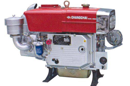 Motor Changchai S1100-A2M Diesel RADIADOR P.Elétrica 15HPHO