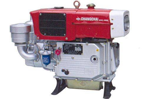 Motor Changchai S1100-A2M Diesel RADIADOR P.Manual 15HP RADI