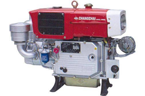 Motor Changchai S1100-A2NM Diesel RADIADOR P.Elétrica 15HP