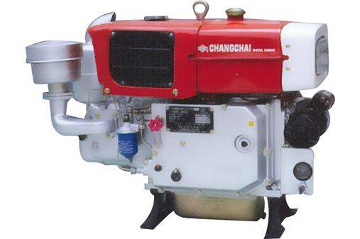 Motor Changchai ZS 1115-NM Diesel RADIADOR P.Elétrica 22 HP