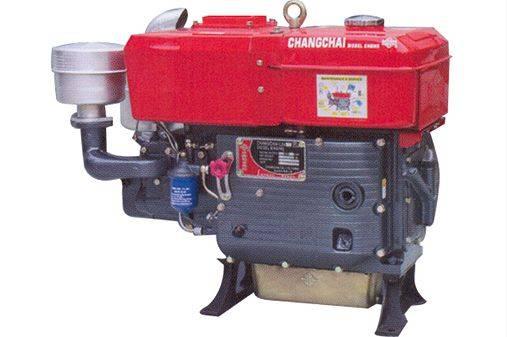 Moto Changchai L 24-M Diesel Partida Elétrica HOPPER 22 HP