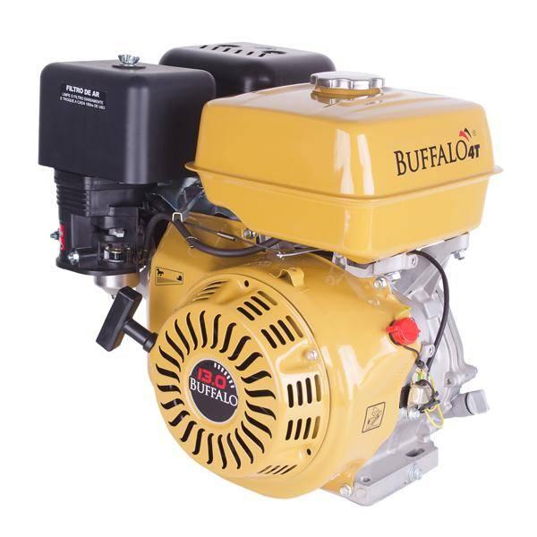 Motor Estacionário Buffalo BFG 13.0cv Gasolina Partida Manua