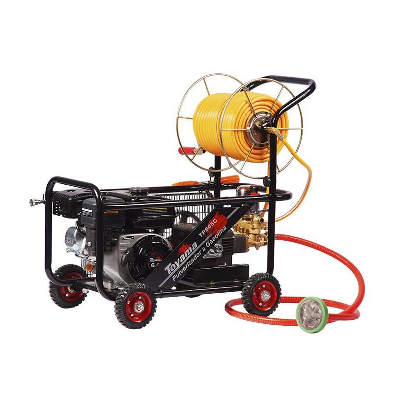 Pulverizador Toyama TPS45C Gasolina6,5 HP 4 Tempos Completo