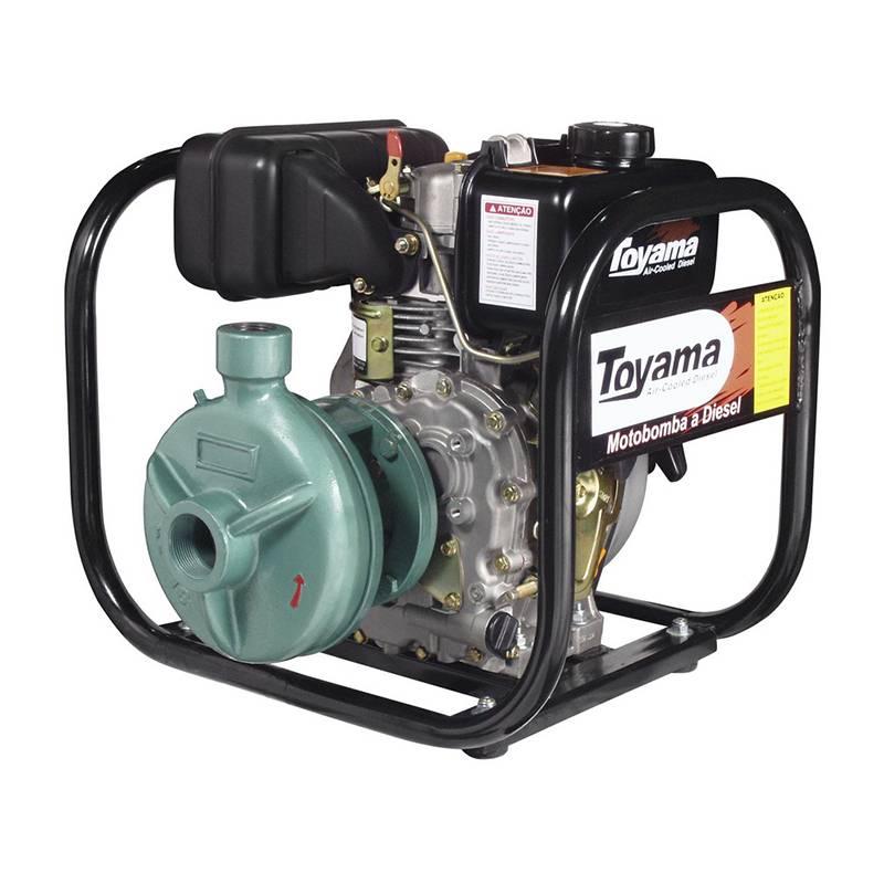 Motobomba Diesel Centrifuga Toyama TDC1N5B11/2'X1' 43 MCA