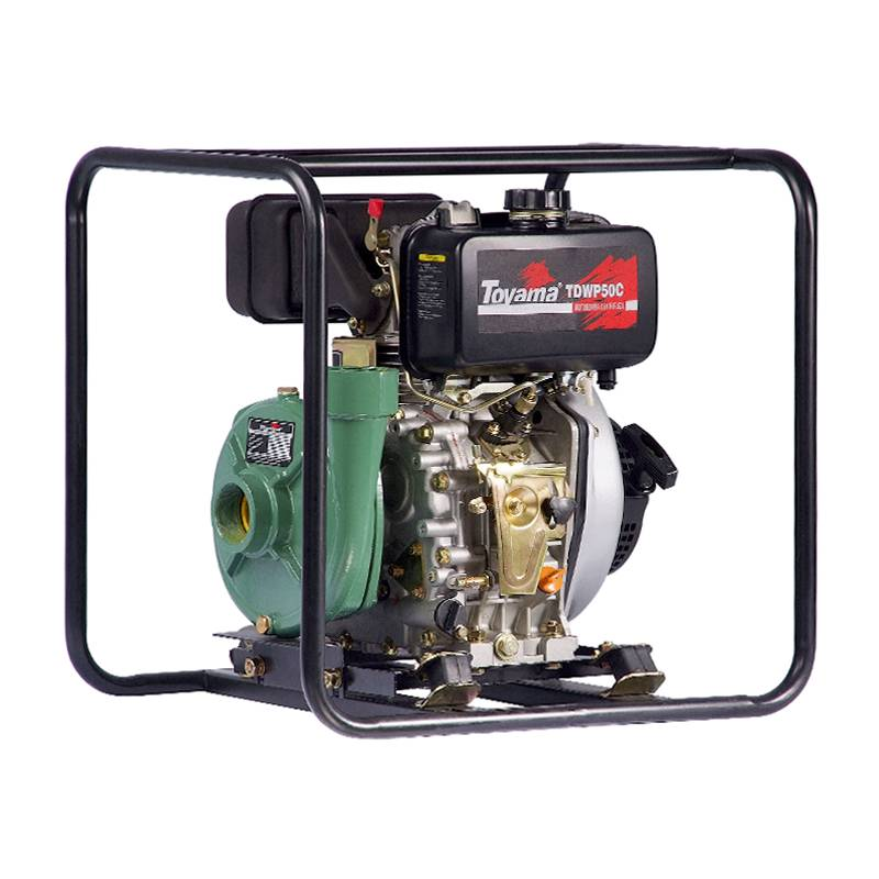 Motobomba Diesel Centrifuga Toyama TDWP50C2'X2' 63 MCA 6 HP