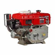 Motor Diesel TDW8RE Toyama 7,7hp Refrigerado a Agua Radiador