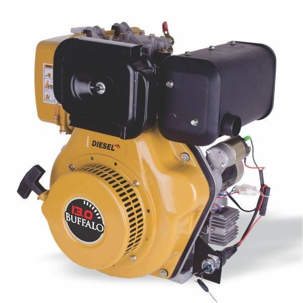Motor Buffalo BFDE 13.0 CV Diesel P. elétrica Filtro Óleo