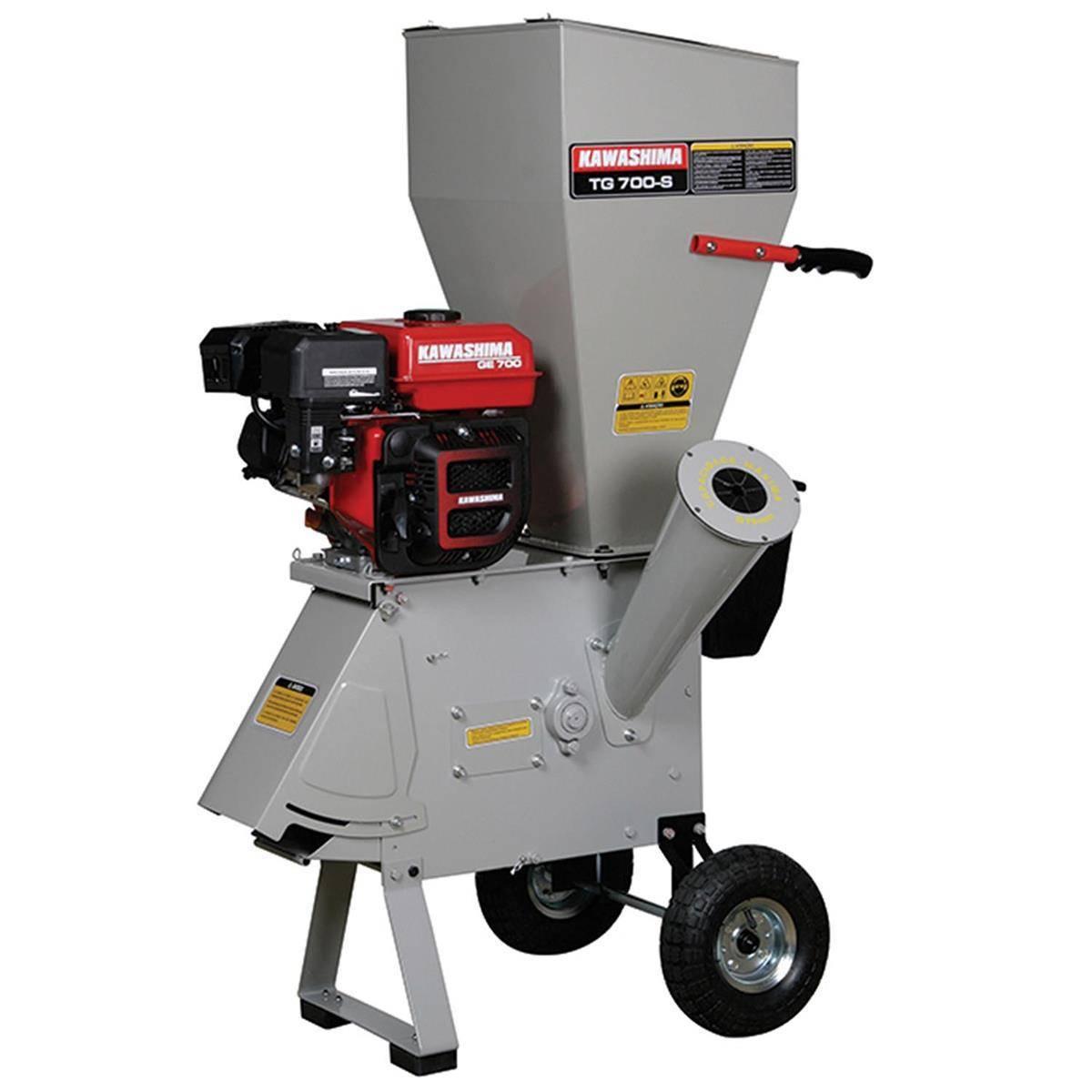 Triturador/forrageiro GasolinaKawashimaTG700-S 4tempos 7HP