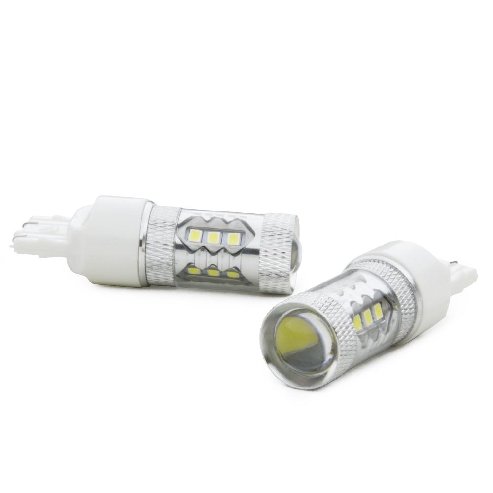 Par pingo LED T20 16 LED'S | DRL Peugeot 208 e UP TSi | DUB Store