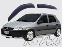Calha de Chuva Chevrolet Celta e Prisma 4 portas - TG Poli