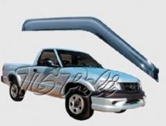 Calha de Chuva Chevrolet S-10 | 2 portas - TG Poli