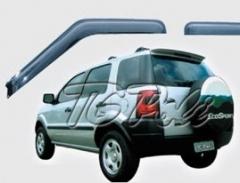 Calha de Chuva Ford EcoSport 4 portas - TG Poli