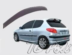Calha de Chuva Peugeot 206 2 portas - TG Poli