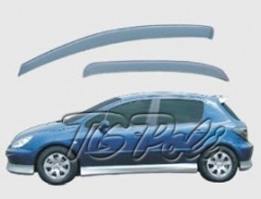 Calha de Chuva Peugeot 307 4 portas - TG Poli