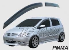 Calha de Chuva VW Fox | 4 portas - TG Poli