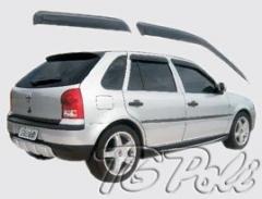 Calha de Chuva VW Gol / Parati 98/09 | 4 portas - TG Poli