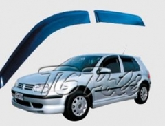 Calha de Chuva VW Golf 2000/09 | 4 portas- TG Poli