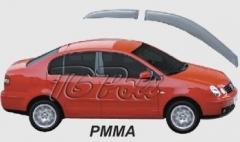 Calha de Chuva VW Polo Sedan | 4 portas - TG Poli