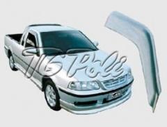 Calha de Chuva VW Saveiro 98/09 | 2 portas - TG Poli