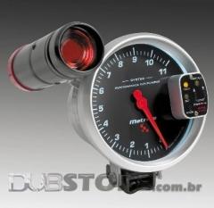 "Conta-giros Metrika c/ Shift Light 11M RPM 5"""