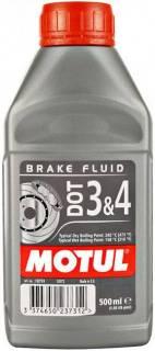 Fluido de Freio Motul DOT 3 & 4 | 500ml | DUB Store