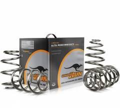 Kit molas esportivas CangooRun Volkswagen Gol G2/G3/G4 S/ Ar Condicionado