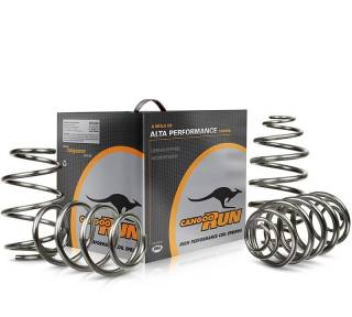 Kit molas esportivas CangooRun Volkswagen Gol G5/G6 S/ Ar Condicionado | DUB Store