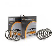 Kit molas esportivas CangooRun Peugeot 206 Hatch/SW 1.6 S/ Ar Condicionado