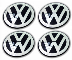 Emblemas/Center Cap | VW - Volkswagen 58mm