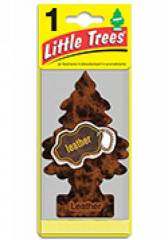 Aromatizante Little Trees - Fragrância Leather