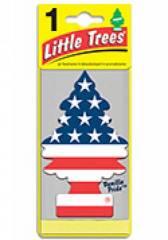 Aromatizante Little Trees - Fragrância Vanilla Pride/Baunilha Forte