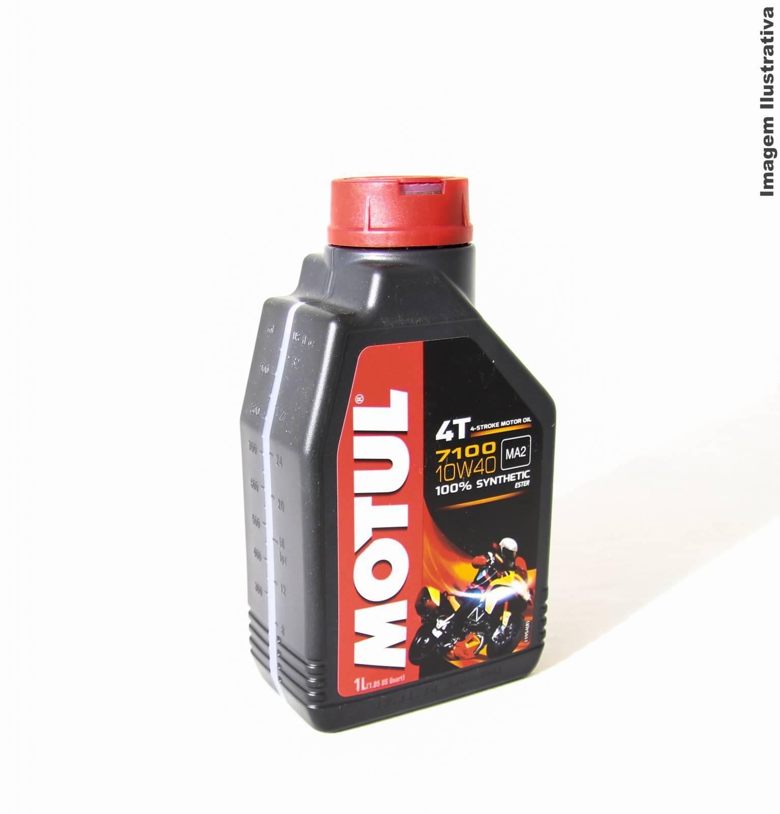 Oleo para motor Motul 7100 - 10W40 | 1 litro | DUB Store