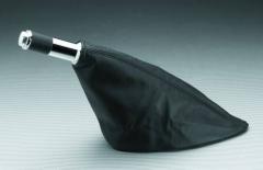 Manopla de Freio de Mão Isotta 479 NEX - Preto c/ Cromado, sem coifa.